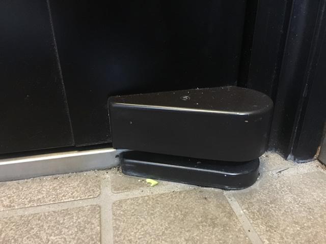 トステム玄関ドアポルトグランデ ピポットヒンジクローザー取替工事 名古屋市中川区