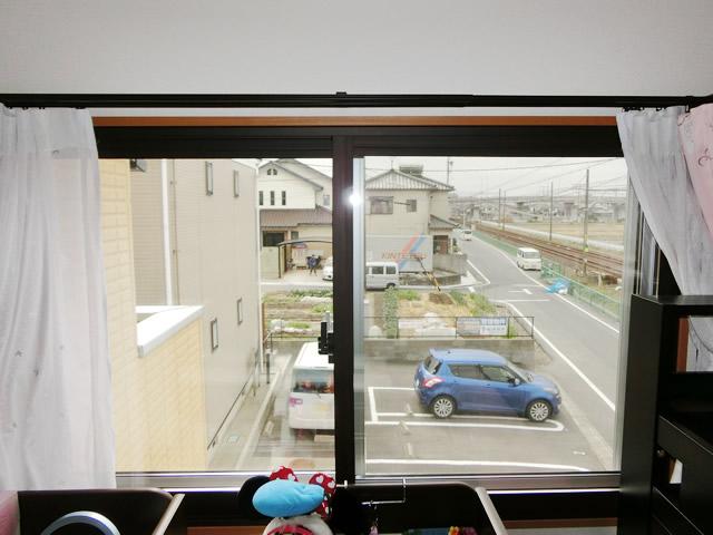 窓の防音対策 寒さ対策 LIXIL内窓インプラス 岩倉市