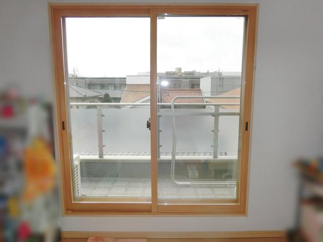 窓の断熱対策、結露対策に LIXIL内窓インプラス 名古屋市東区