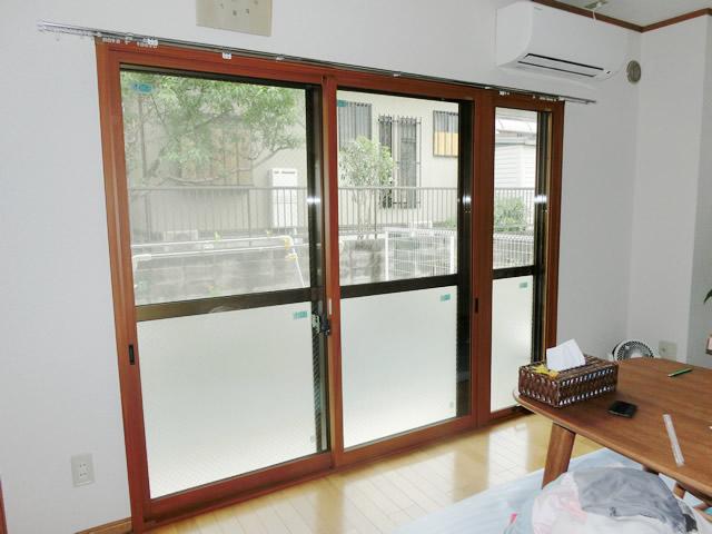 LIXIL内窓インプラス<1> 窓の結露対策 名古屋市守山区