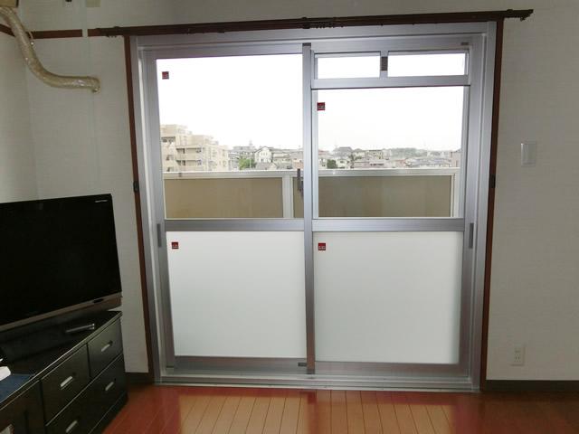 窓のリフォーム サッシカバー工法取替工事 名古屋市緑区