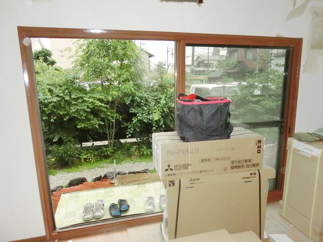 LIXIL内窓インプラス 窓の防犯対策、結露対策に 清須市