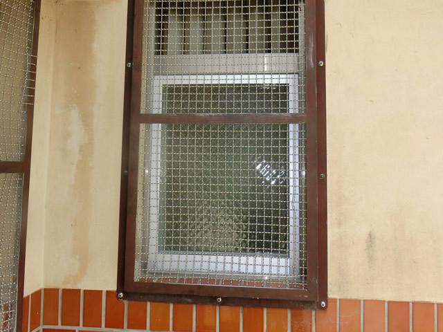 サッシ改修工事 FIX窓カバー工法 名古屋市港区