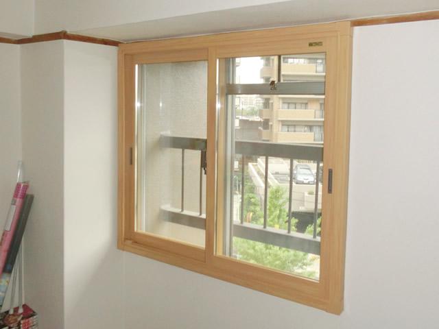 窓の断熱対策、結露対策 リクシル内窓インプラス<1> 名古屋市天白区