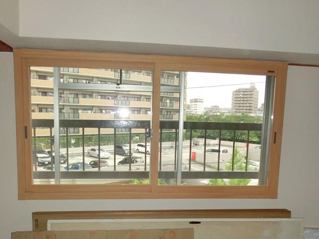 窓の断熱対策、結露対策 リクシル内窓インプラス<2> 名古屋市天白区