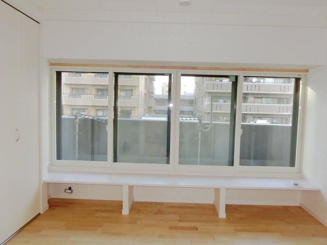 窓の防音対策、結露対策 LIXIL内窓インプラス<1> 名古屋市東区