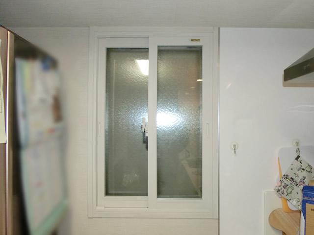 窓の結露対策、防音対策 リクシル内窓インプラス<1>名古屋市昭和区