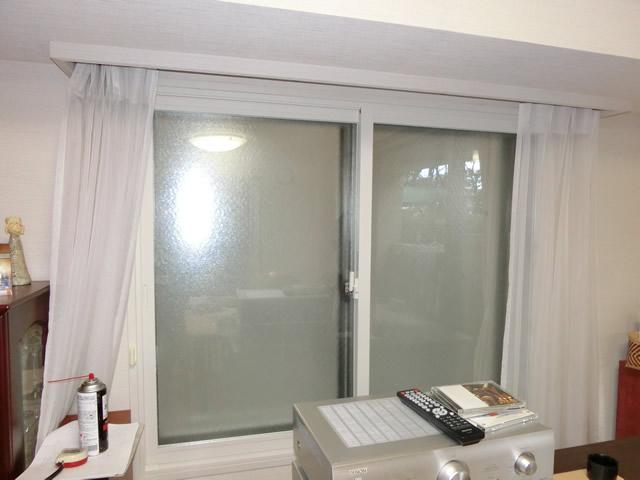 窓の結露対策、防音対策 リクシル内窓インプラス<2>名古屋市昭和区