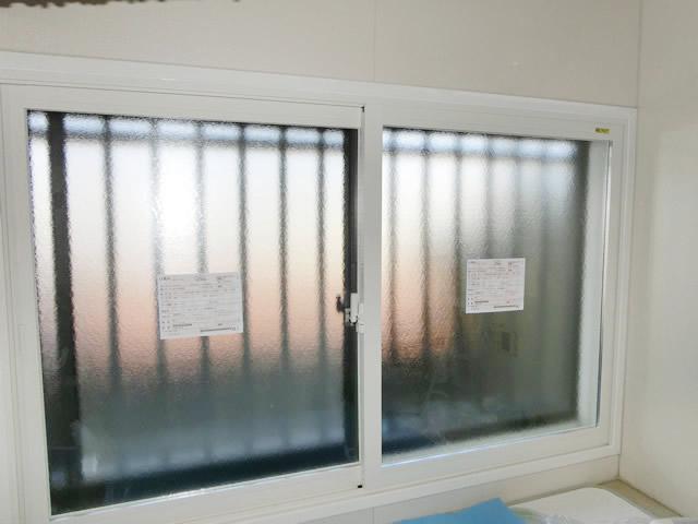 浴室窓に内窓インプラス ヒートショック予防 名古屋市昭和区