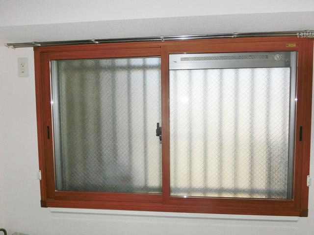 窓の結露対策、電車の騒音対策に リクシル内窓インプラス 名古屋市守山区
