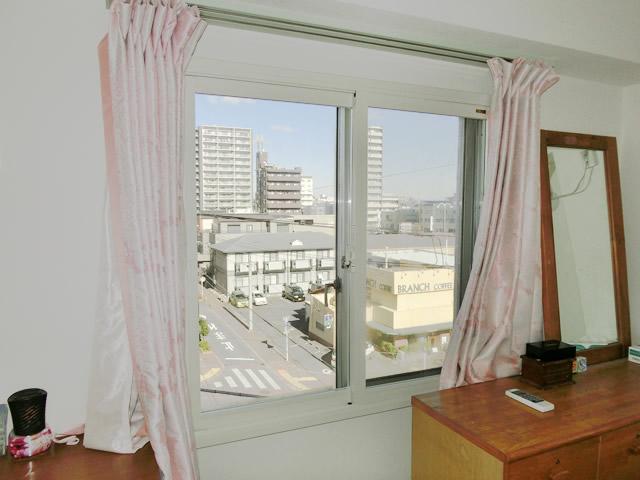 窓の結露対策に LIXIL内窓インプラス 引違い窓<1> 名古屋市瑞穂区
