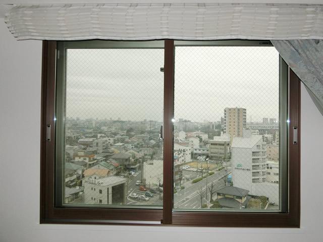 結露対策 騒音対策 LIXIL内窓インプラスウッド<2> 名古屋市瑞穂区