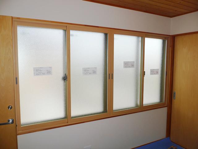 リクシル内窓インプラス 冷暖房対策 LOW−E複層ガラス仕様<1> 大府市