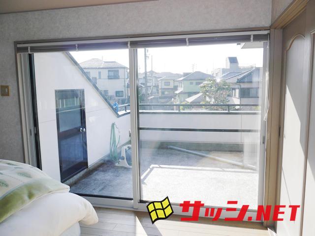 二重窓で見た目にも防犯対策を LIXILインプラス 名古屋市緑区