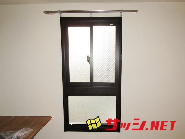 窓のリフォーム ビル用サッシ カバー工法 名古屋市中川区