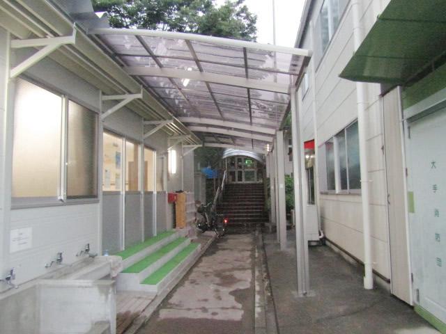 名古屋市港区 カーポート新設工事