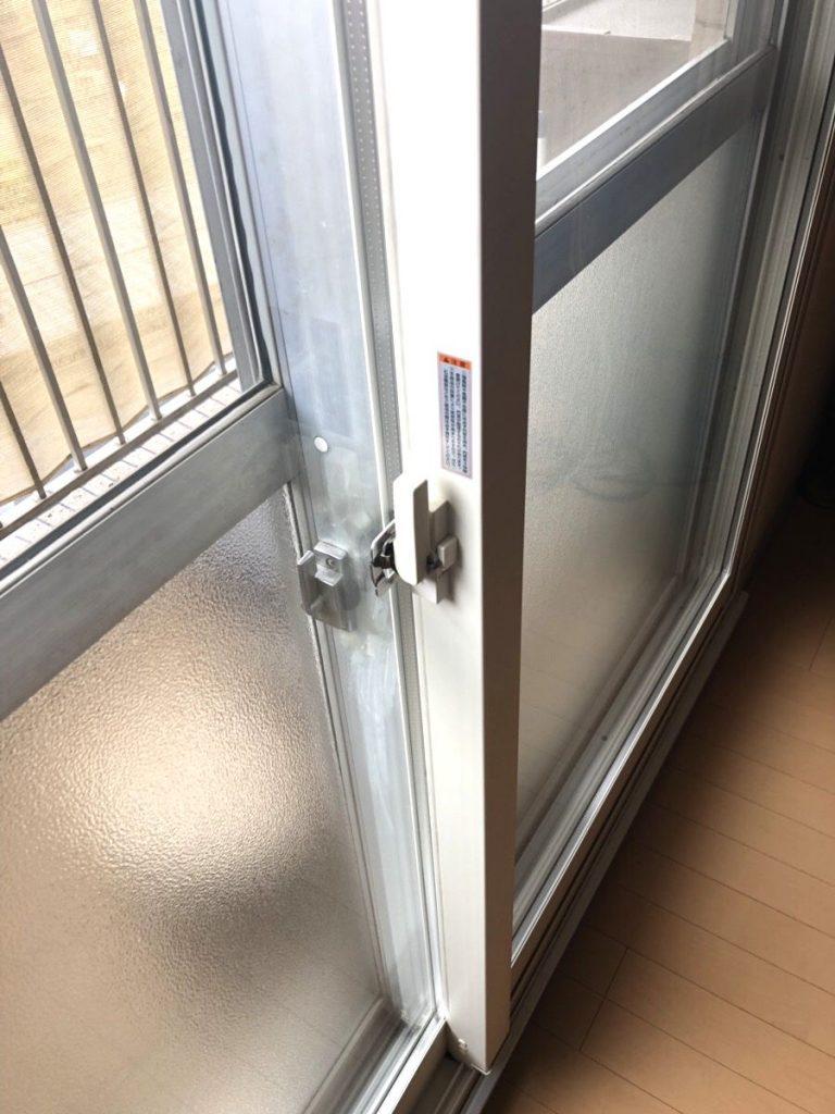 名古屋市緑区 内窓「インプラス」、硝子「Low-E複層ガラス グリーン」取付工事